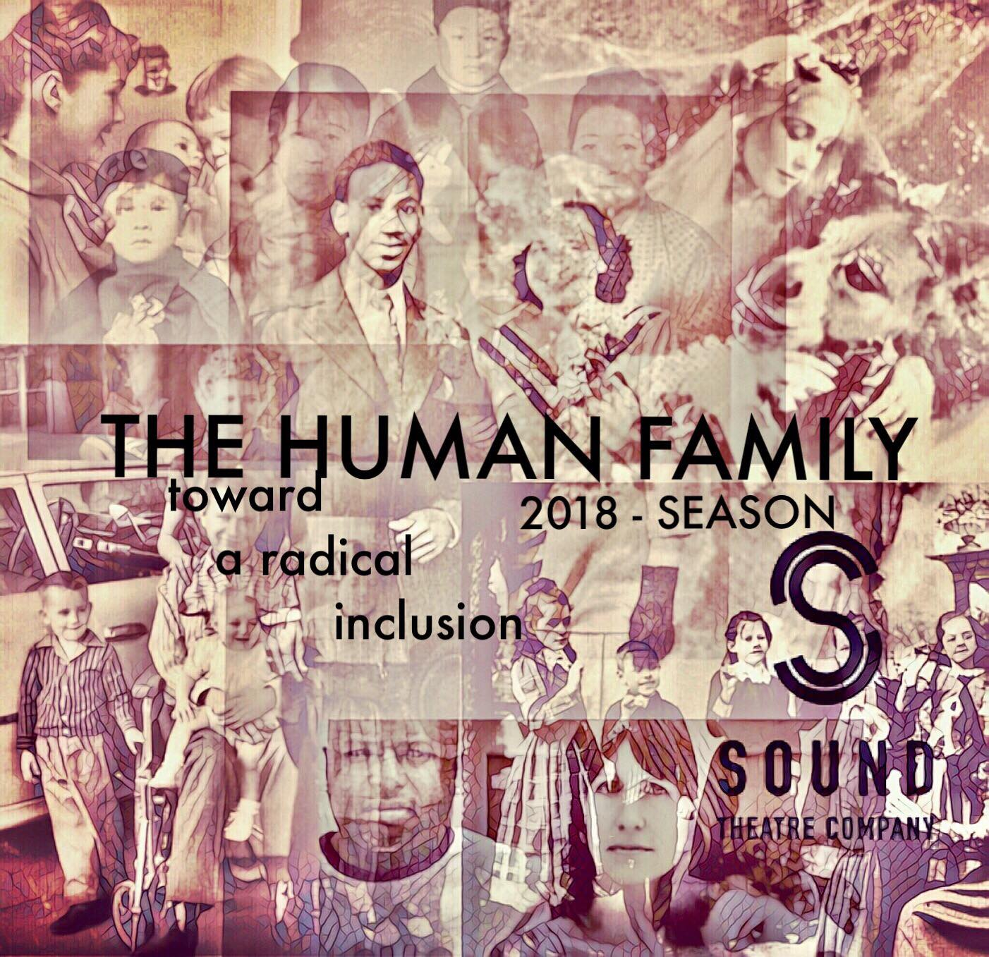 Live Theatre Seattle- The Human Family