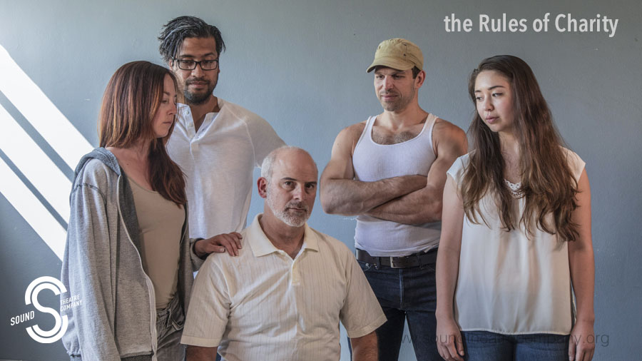 The Rules of Charity, Live Theatre Seattle